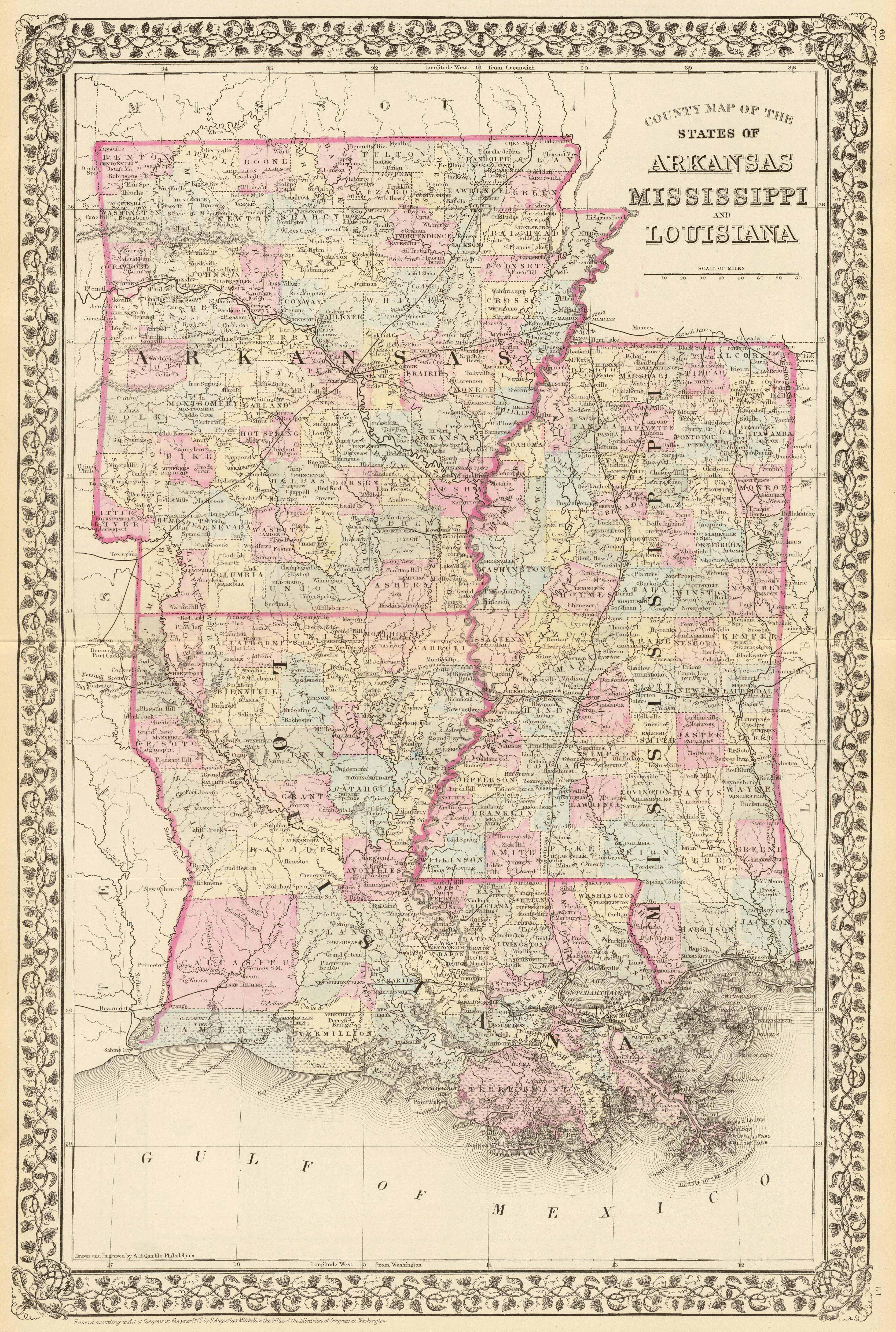 Old Historical City, County and State Maps of Mississippi on show me a map of vermont, show me a map of monaco, show me a map of lake ontario, show me a map of las vegas strip, show me a map of northeast ohio, show me a map of the southwest, show me a map of atlanta georgia, show me a map of long island, show me a map of weather, show me a map of southern florida, show me a map of yellowstone national park, show me a map of madagascar, show me a map of the mississippi river, show me a map of new england, show me a map of cambodia, show me a map of portugal, show me a map of all states, show me a map of australia, show me a map of east tennessee, show me a map of malaysia,