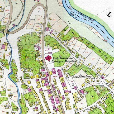 Example of a Cadastral Map