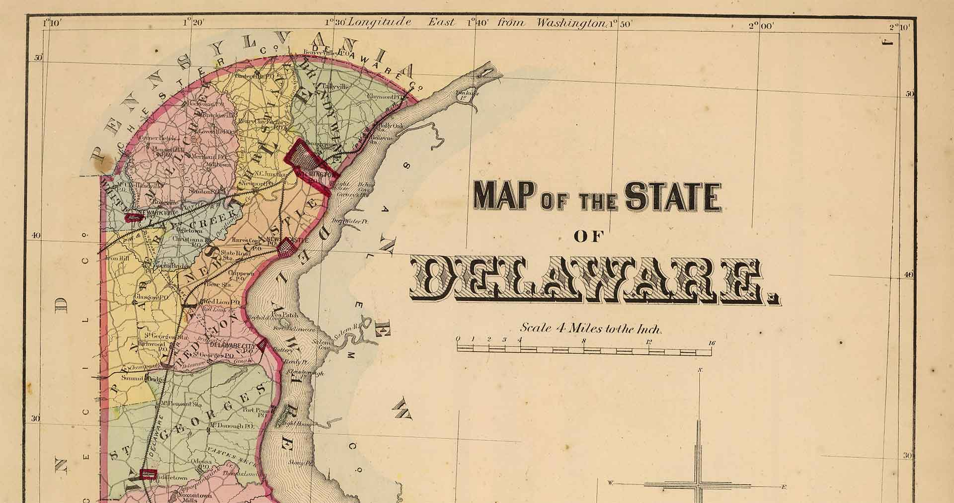 Old Historical City, County and State Maps of Delaware on delaware florida map, delaware senate district map, delaware colleges and universities map, delaware school districts map, delaware cities map, delaware weather map, delaware road map, delaware airports map, delaware flag map, delaware states map, delaware water map, delaware tourism map, delaware county, delaware state counties, delaware rivers map, delaware on map, delaware mountains map, delaware economy map, delaware towns map, delaware municipalities map,