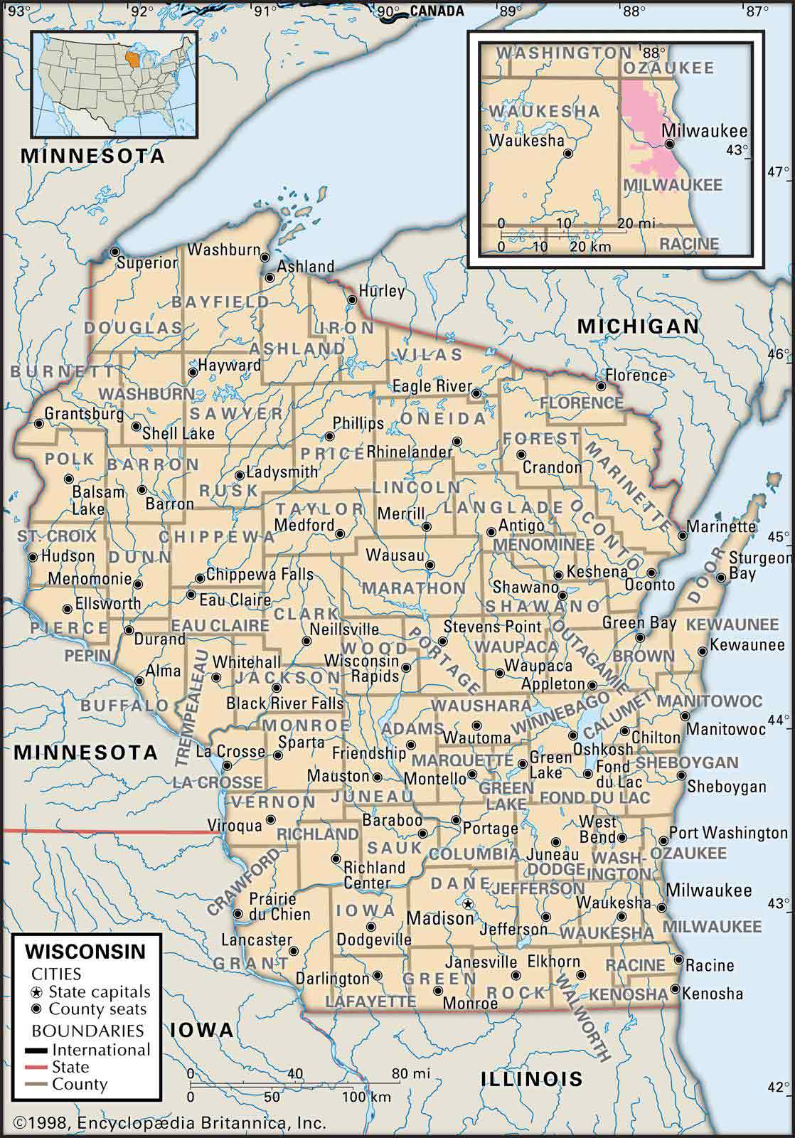 Old Historical City, County and State Maps of Wisconsin on map of algoma wi, map of city of madison wi, map of jacksonport wi, map of the fox valley wi, map of black river falls wi, map of ohio by county, map of washington island wi, map of liberty grove wi, map of green bay wi, map of apostle islands wi, map of menomonie wi, map of racine wi, map of de soto wi, map of wisconsin, map of lakewood wi, map of beloit wi, map of peninsula state park wi, map of castle rock lake wi, map of baileys harbor wi,